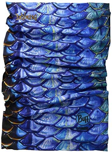 Buff DeYoung UV Headband, Tarpon Flank