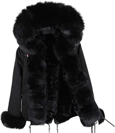 Big Fur Parka Coats