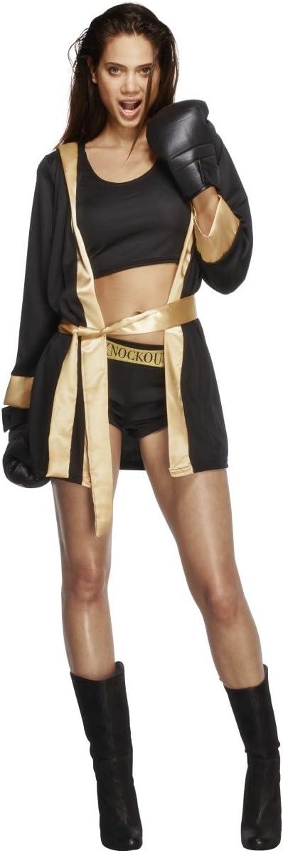 Smiffys Knockout - Fiebre Boxeador - Fiebre Adultas - Disfraz ...
