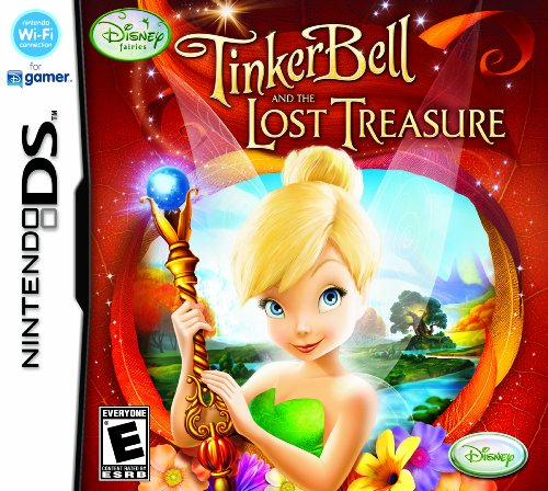 Disney Fairies: Tinkerbell and the Lost Treasure (Nintendo DS)