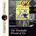 The Wonderful Wizard of Oz (Land of Oz 1) Audiobook by L. Frank Baum Narrated by Phil Chenevert