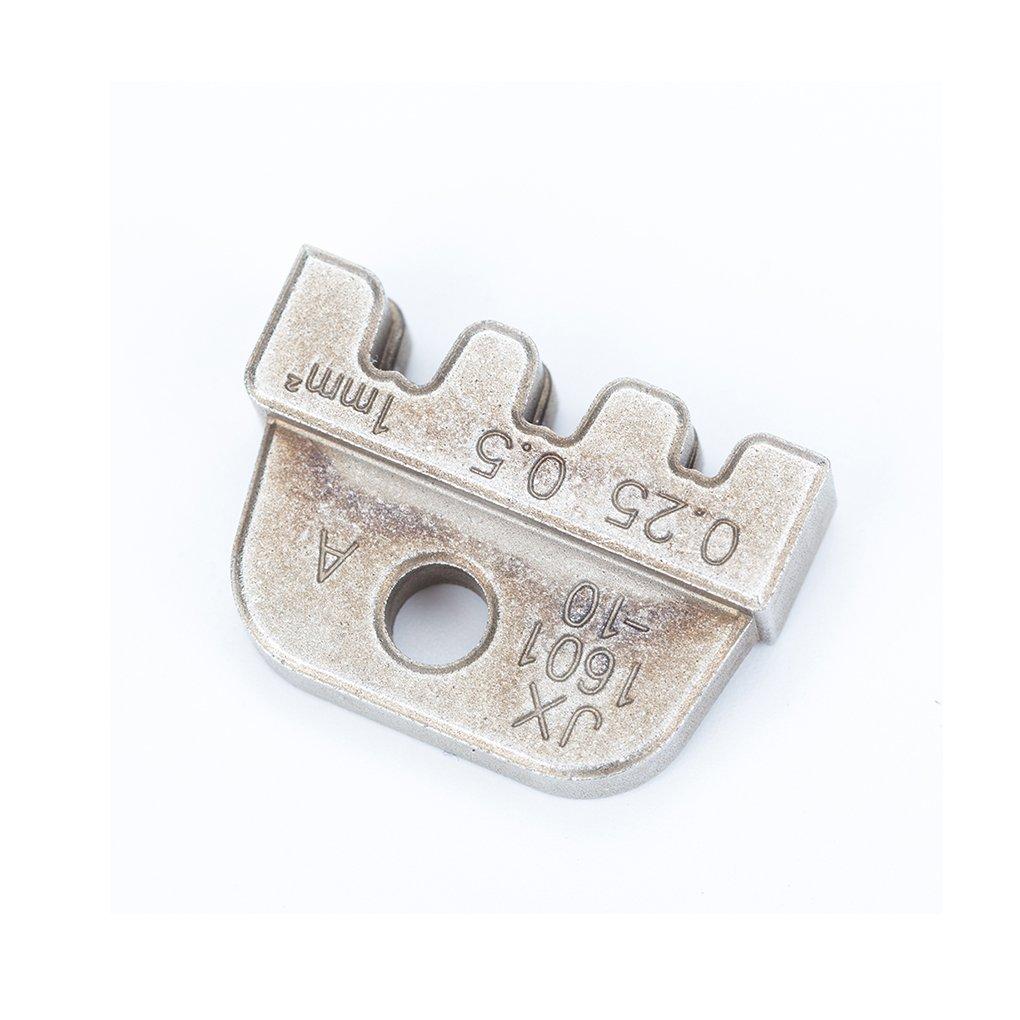 Paron jx-1601/ /18/AWG crimpadora de alambre Molde mand/íbula mand/íbula virola alicates de prensa morir accesorio /10/28/