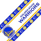NBA Golden State Warriors Wall Border, 05 x 15, Multicolor