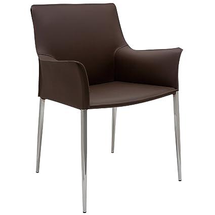 Sunpan 13022 Ikon Occasional Chairs 21 x 23 Black