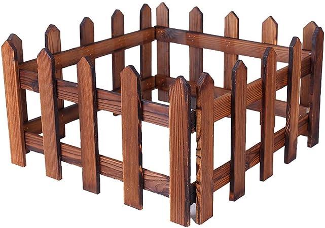 Baby laufgitter Corralitos de Madera para Perros para Jardines al Aire Libre para Perros pequeños, cercado de Mascotas, Panel Parque Infantil Parques Bebes (Tamaño : 50×50×60cm): Amazon.es: Hogar