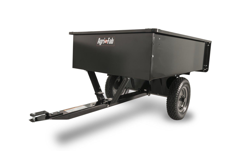Agri-Fab AG45-0101 750lb Steel Utility Tipping Trailer - Black ...