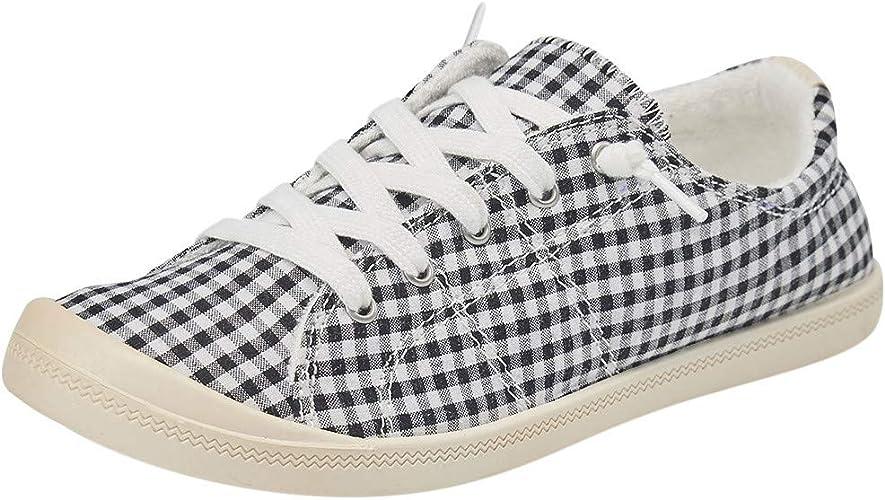 Womens Canvas Shoes Ulanda-EU Ladies
