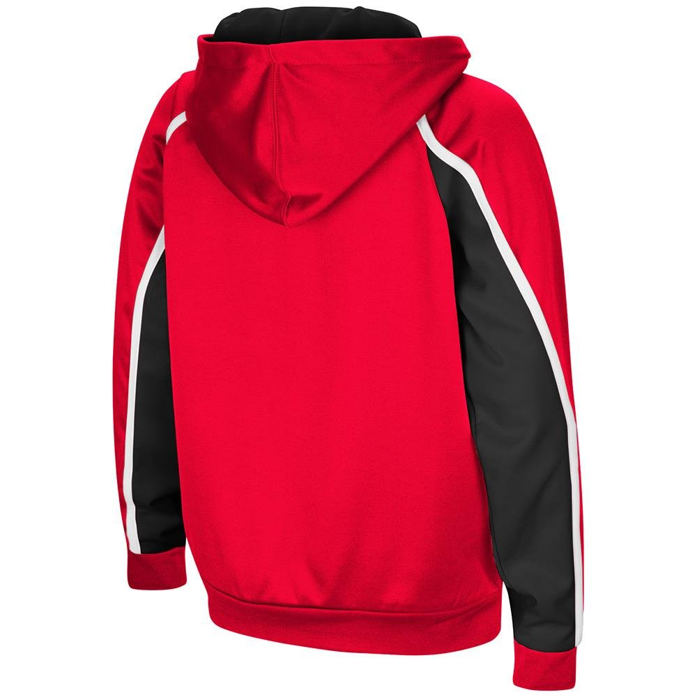 Youth Nebraska Cornhuskers Pull-Over Hoodie