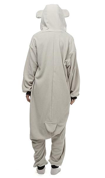 Auspicious beginning Unisex-adulto Koala del traje de Cosplay Animal pijamas Homewear desgaste del salón: Amazon.es: Ropa y accesorios