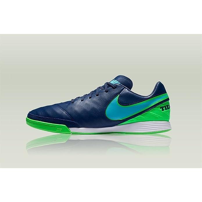 Nike Men s Tiempo Mystic V IC Indoor Soccer Shoe  Amazon.ca  Shoes    Handbags 8d0906171