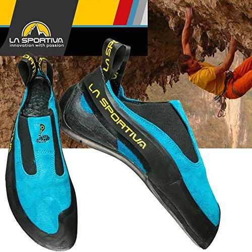 La Sportiva Cobra - Kletterschuhe, Größe:39.5;Farbe:blue