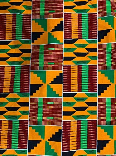 African Print 100/% Cotton