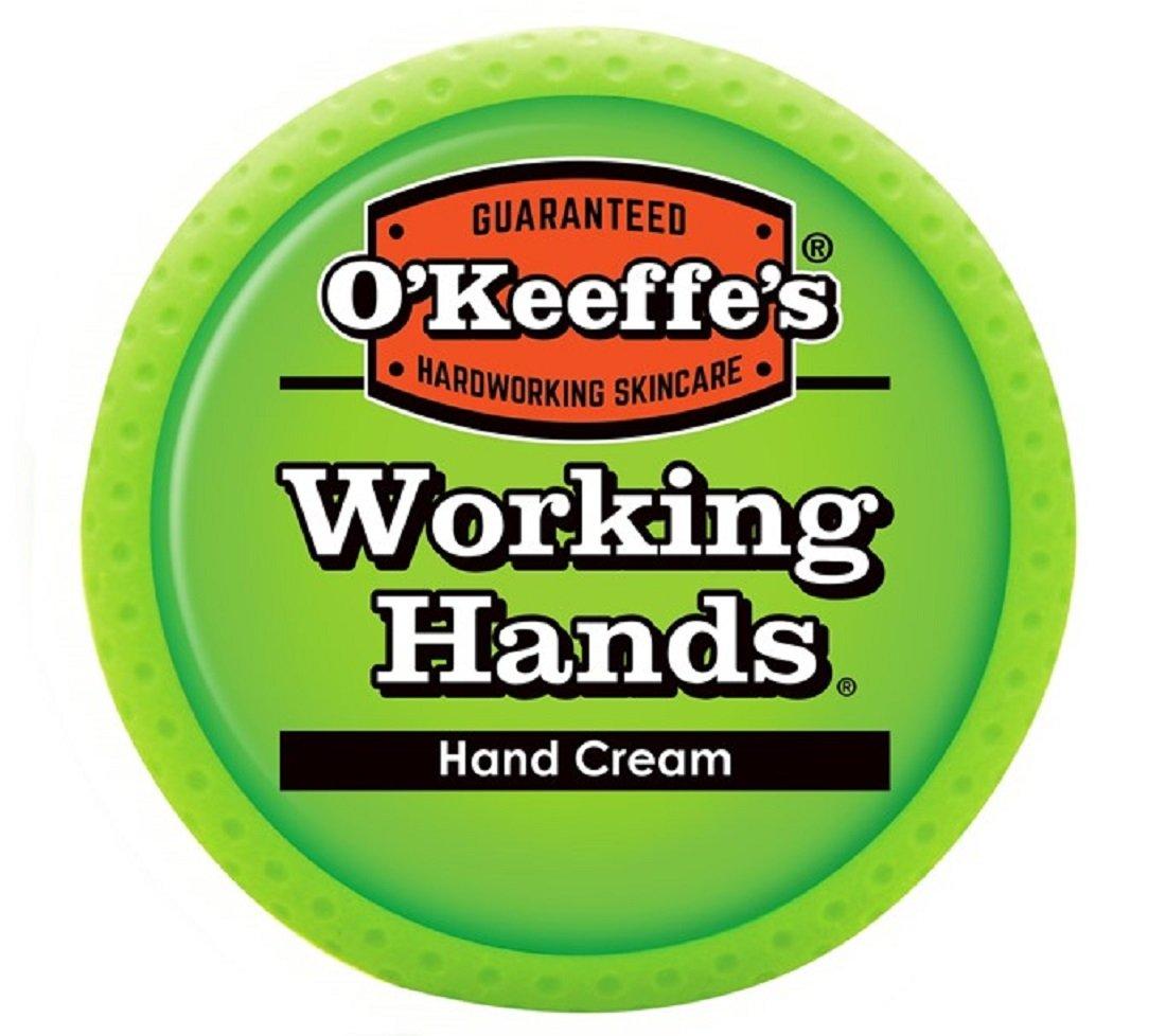 O'Keeffe's Working Hands Hand Cream, 3.4 oz., Jar