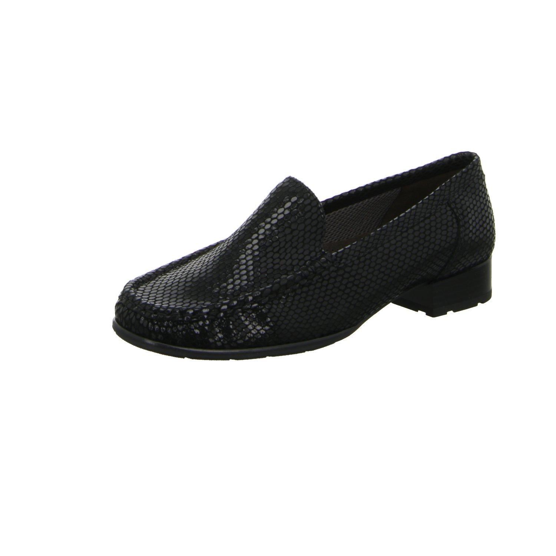 Jenny zwarte comfortabele mocassin schwarz schwarz schwarz c80976