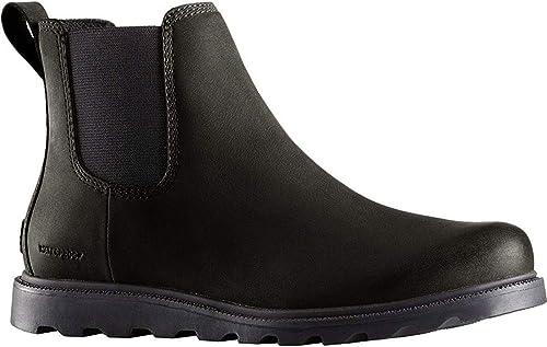 Amazon.com: Sorel Ainsley Chelsea Botas para mujer: Shoes