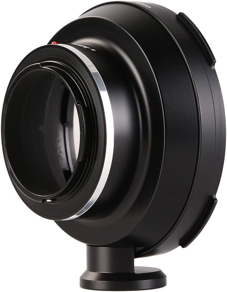 K/&F Concept Adapter for Pentax 67 Mount Lens to Nikon F Camera as D300