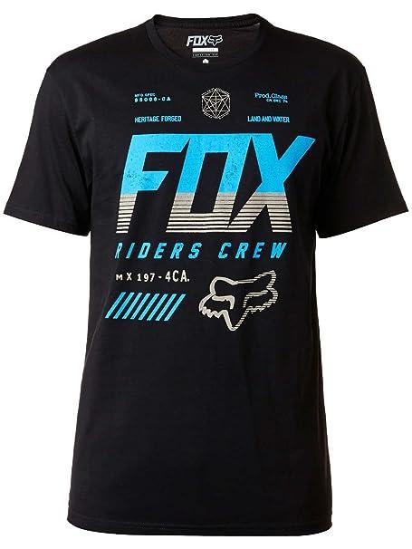 Fox Escaped Camiseta de manga corta para hombre: Amazon.es: Ropa y accesorios