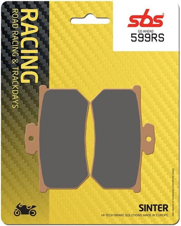 COPPIA PASTIGLIE FRENO 599RS 599 RS