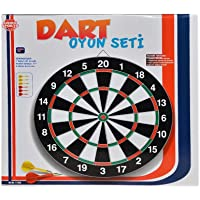 Dart 41,5cm 6 Oklu Oyun Seti 17326