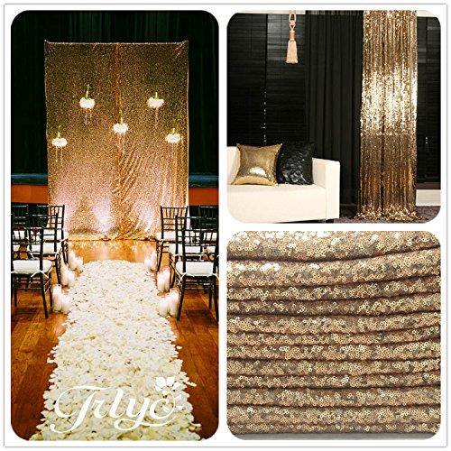 TRLYC Curtain Photography Backdrop Decoration