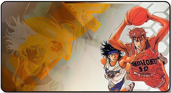 Alfombrilla Alfombrilla de Mesa Computadora Computadora de Escritorio Juego de Teclado Alfombrilla de Ratón Slam Dunk Anime Table Adecuado para Computadoras Portátiles, Escritorios, Etc. Internet Caf: Amazon.es: Bricolaje y herramientas