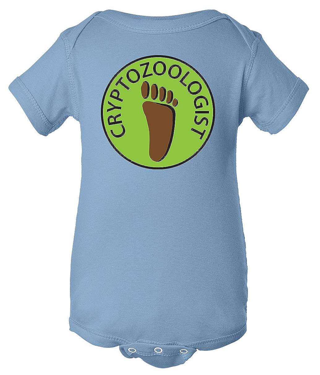 Tenacitee Babys Cryptozoologist Shirt