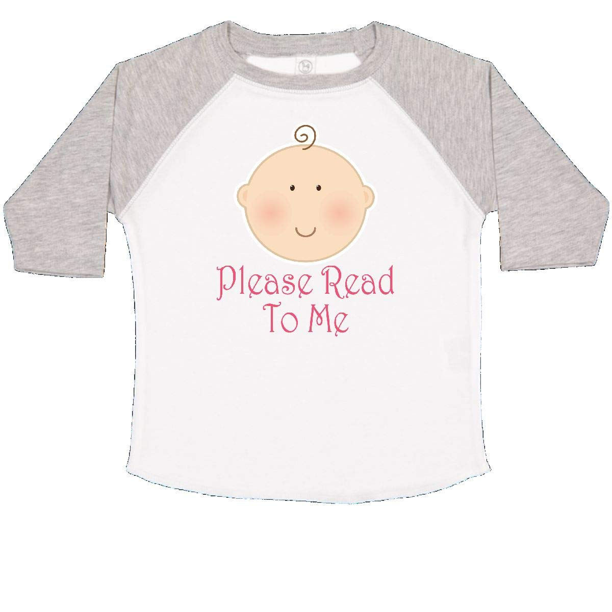 inktastic Read to Me Baby Toddler T-Shirt
