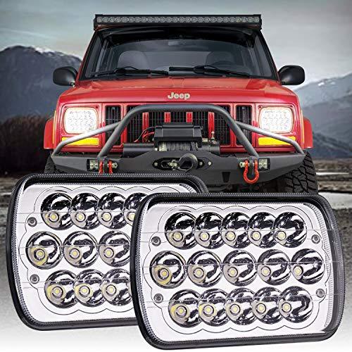 Yorkim 5x7 LED Headlights