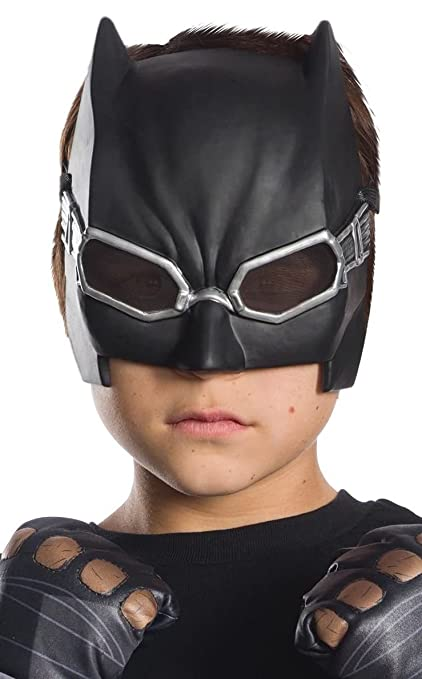 Batman Máscara Justice League Movie Infantil, Talla única (RubieS Spain 34584)