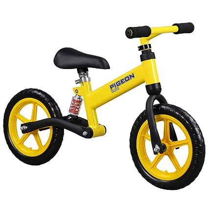 Hejok Bicicleta De Equilibrio PequeñOs, Equilibrar Bicicleta para ...