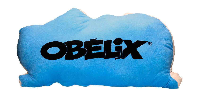 SD Toys endormi Coussin Forme Obelix Acrylique Bleu 73/x 34/x 14/cm