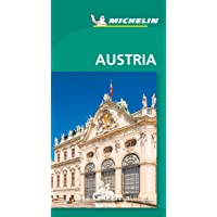 Michelin Green Guide Austria: Travel Guide