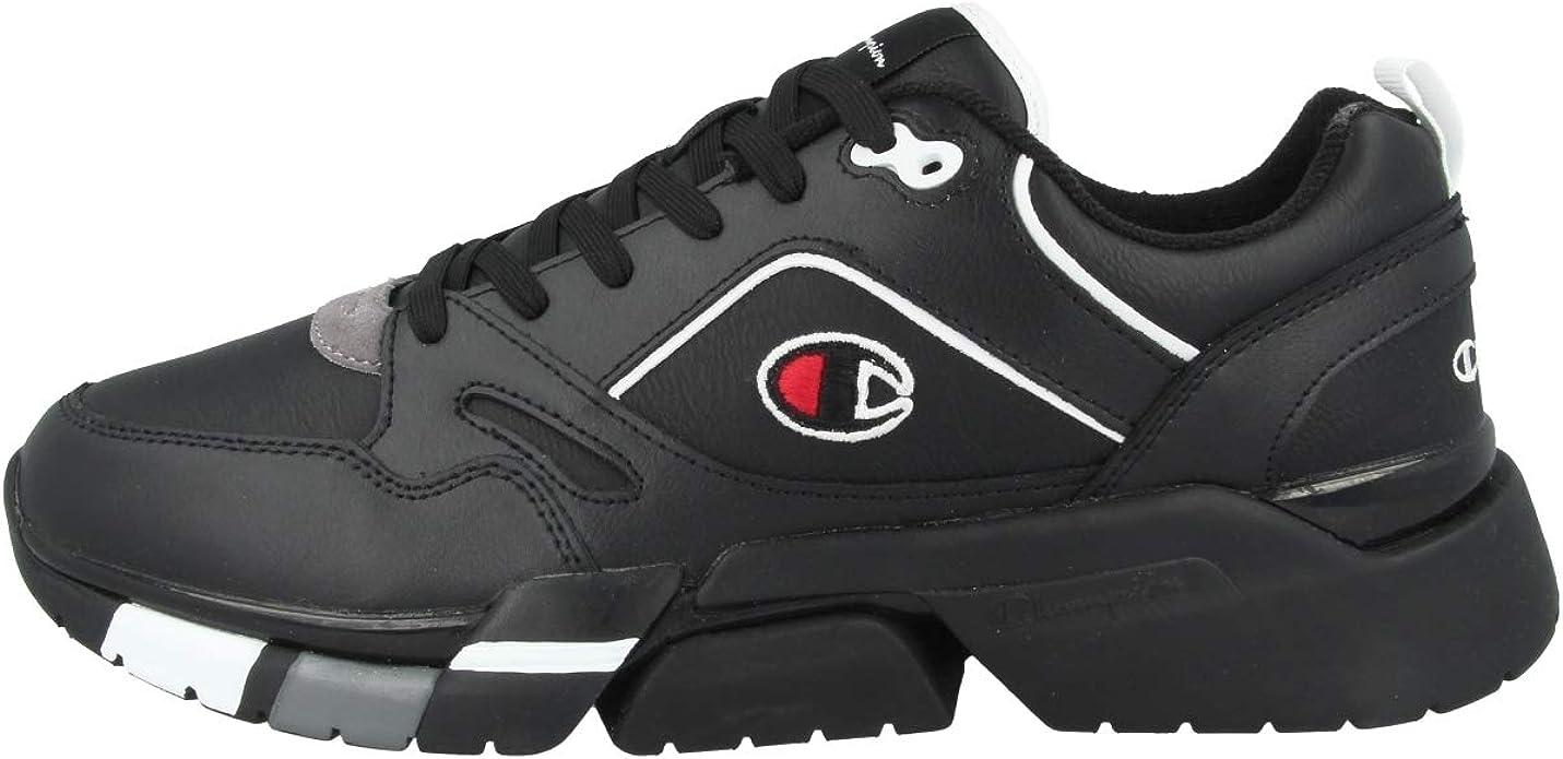 Champion Lea - Zapatillas para hombre (corte bajo): Amazon.es: Zapatos y complementos