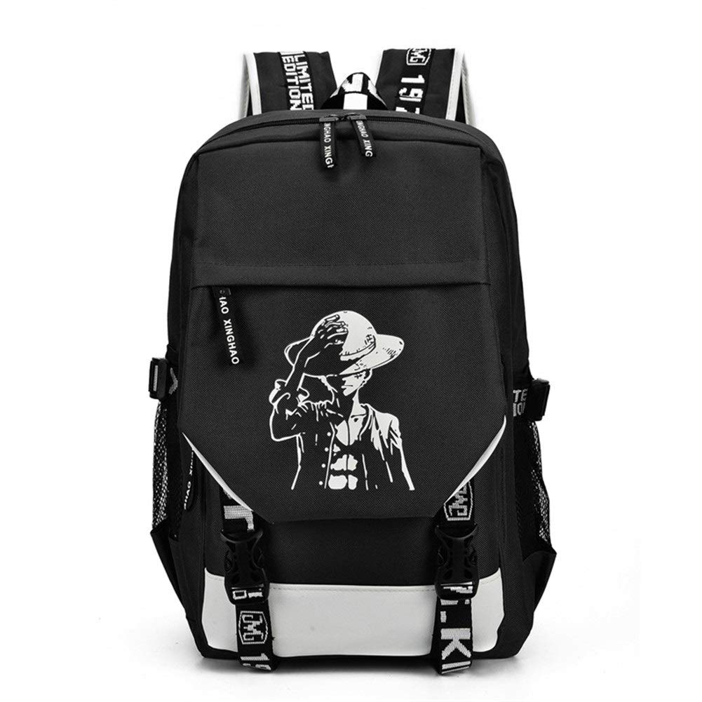 Black 1115.74.7 inch CHUJIAN Student Bag, Backpack School Wind, Fashion Popular Backpack, Casual Outdoor, Wearresistant Breathable durable