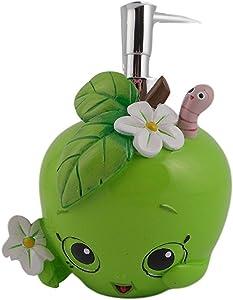 Shopkins Apple Soap Dispenser Lotion Pump