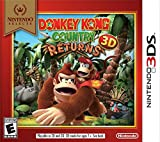 Nintendo Selects: Donkey Kong Country Returns 3D - 3DS [Digital Code]