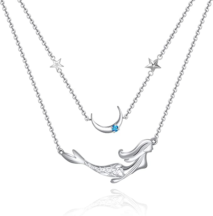 Twisted Pendant Aqua Chalcedony Pendant Gift For Women Statement Pendant Bridal Party Jewelry Round Stone Pendant Fashion Pendant