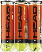 Head Radical Tennis Balls -  Triple Pack (12 Balls)