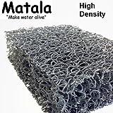 Matala 1 Sheet Pond Grey Filter Mat Koi Media Pad 39'' X 48''