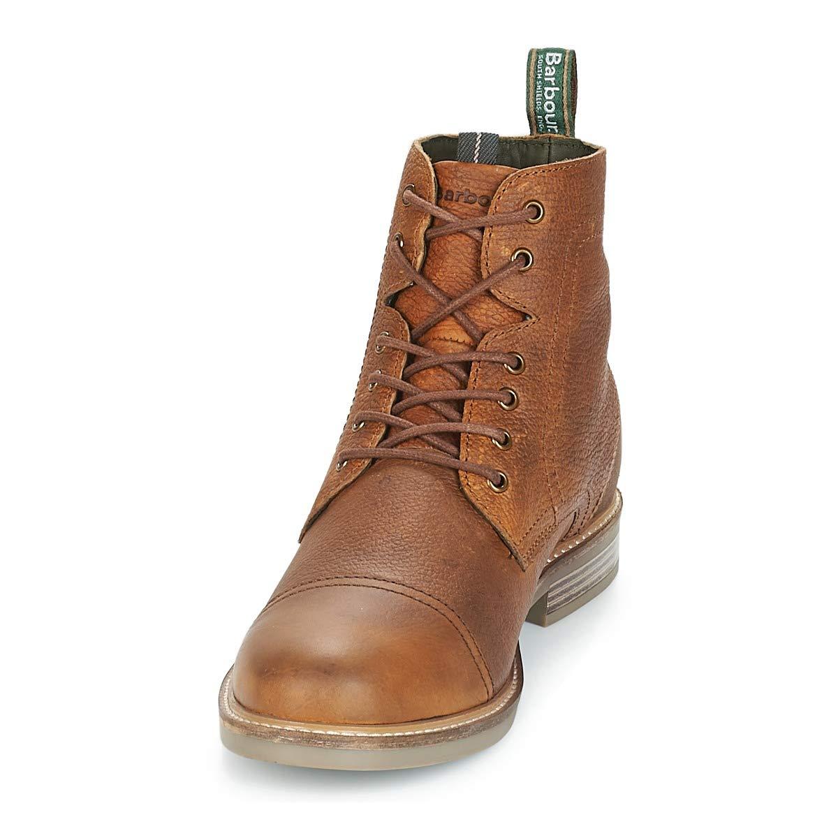 74a1ed1ccd4 Barbour Dalton Boots Tan 8 UK: Amazon.co.uk: Shoes & Bags