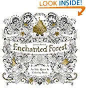 #10: Enchanted Forest: An Inky Quest & Coloring Book
