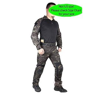 H mundo compras táctico militar caza hombres Gen2 G2 uniforme de ...