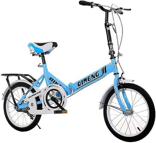 L-SLWI 16 Pulgadas, 20 Pulgadas Sin Cambio De Bicicletas Plegables ...