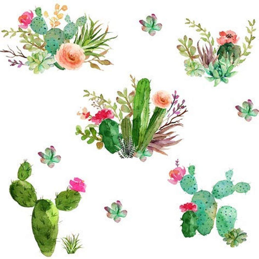 Western Flowers and Cactus Nursing Pillow Cover
