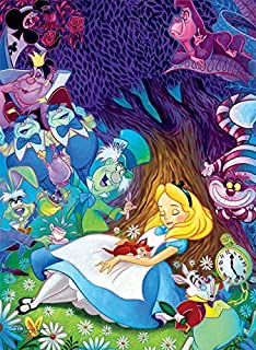 product image for Ceaco Disney Friends Dreaming in Color Jigsaw Puzzle, 200 Pieces