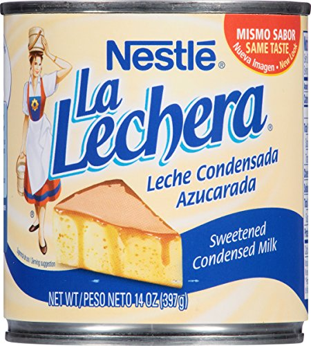 La Lechera Sweetened Condensed Milk, 14 Ounce (Pack of ()