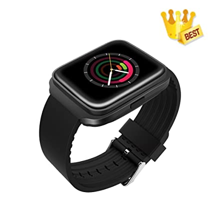 Amazon.com: Smart Watch Bluetooth Smartwatch Touch Screen ...