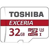 Toshiba EXCERIA M302 32Go Carte Mémoire Micro SD DE 90 Mo/s 4K - THN-M302R0320EA