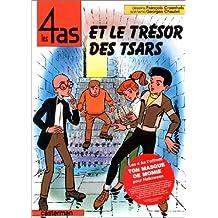 4 AS ET LE TRÉSOR DES TSARS (LES)