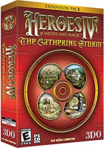 Heroes of Might & Magic 4 Expansion: The Gathering Storm - PC